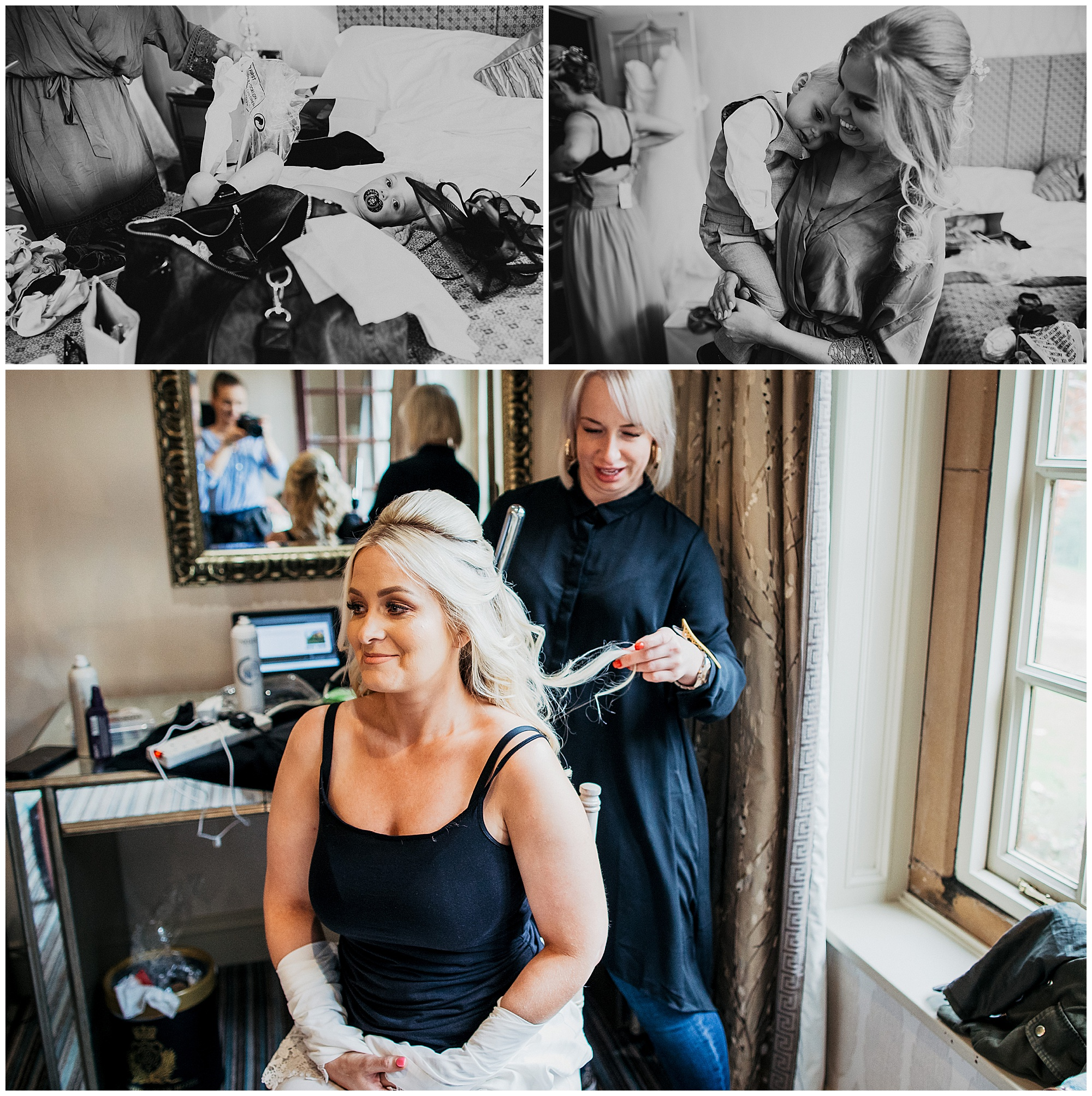 Bridal prep pennyhill park hotel and spa