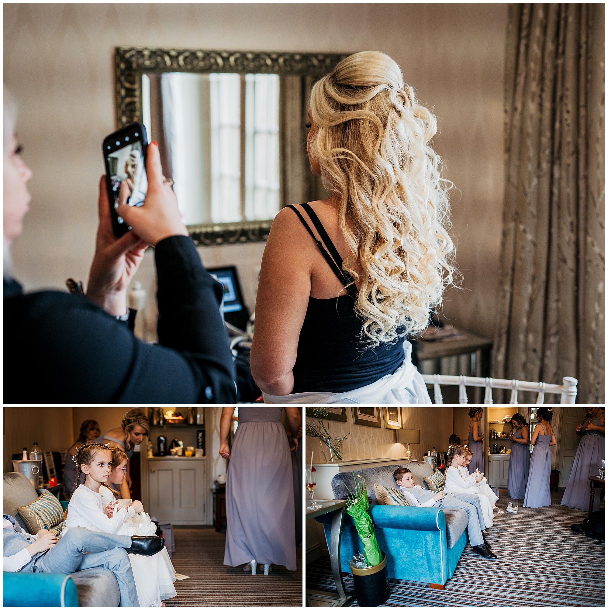 bride at pennyhill park hotel and spa