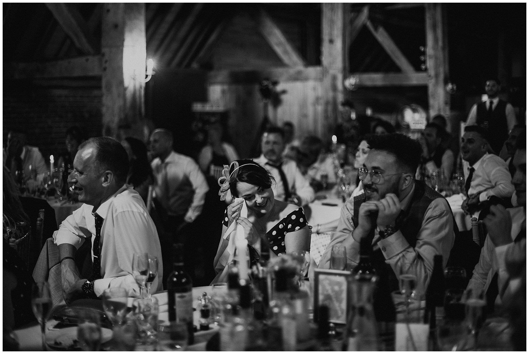 Barford Barn Wedding
